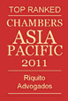 2011 Chambers Asia Firm