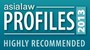 2013 Asia Law Profiles